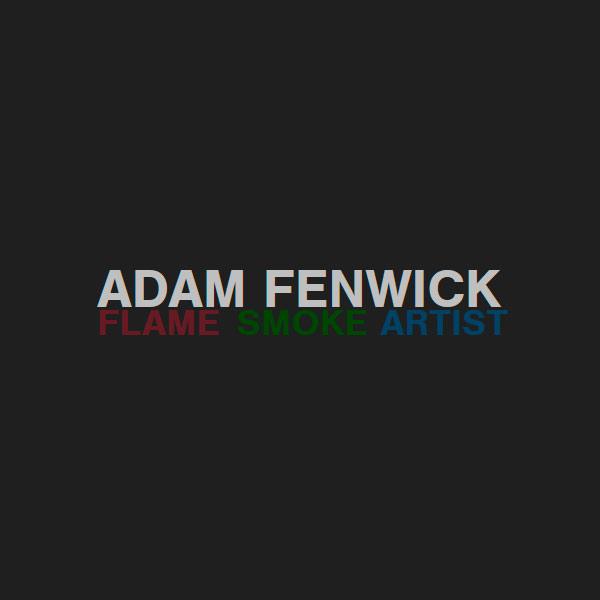Adam Fenwick VFX