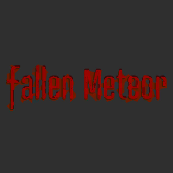 Fallen Meteor short film