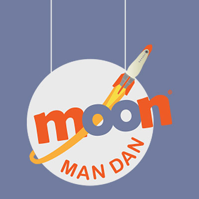 Moon Man Dan Childrens Animation website